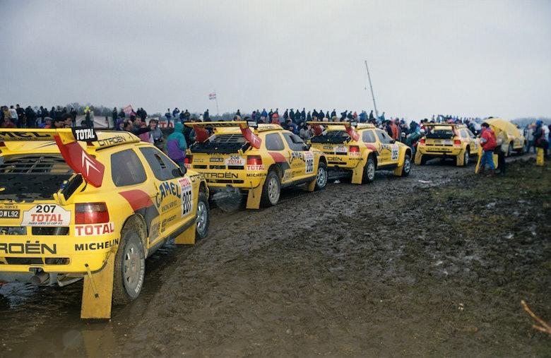1992 Paris-Cape Town Rally world wide copyright: McKlein