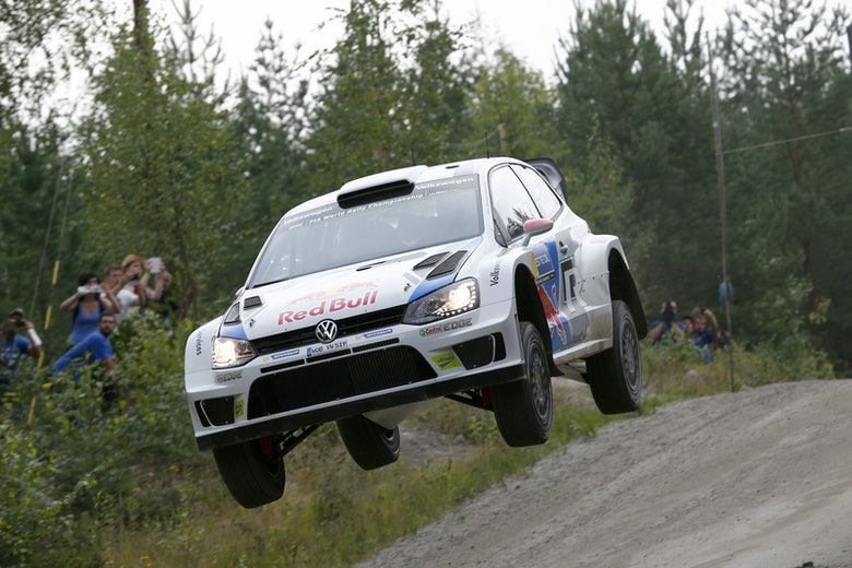 Jari Matti Latvala - Action