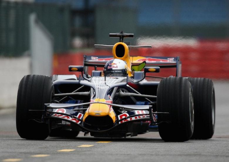 S�bastien Loeb, Red Bull Rally, Red Bull Racing