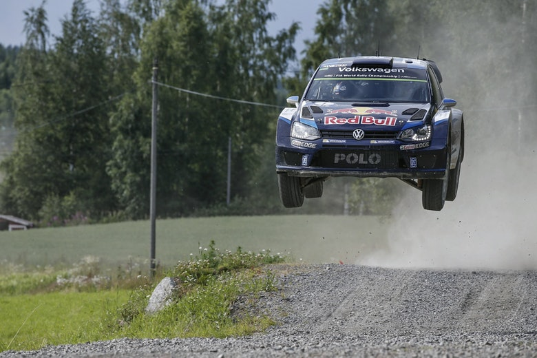 Sebastien Ogier – Action