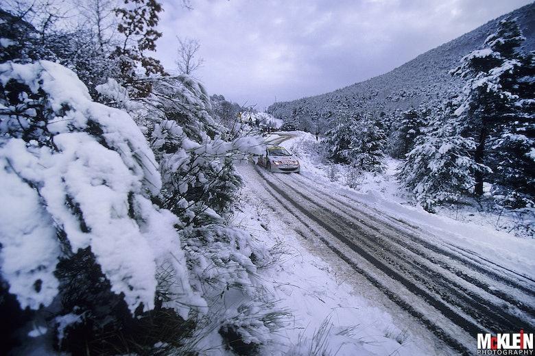 2001 Monte Carlo Rallye  world wide copyright: McKlein