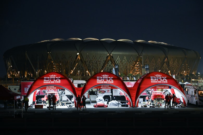 AUTO - DAKAR 2021 - SAUDI ARABIA - SCRUTINEERING