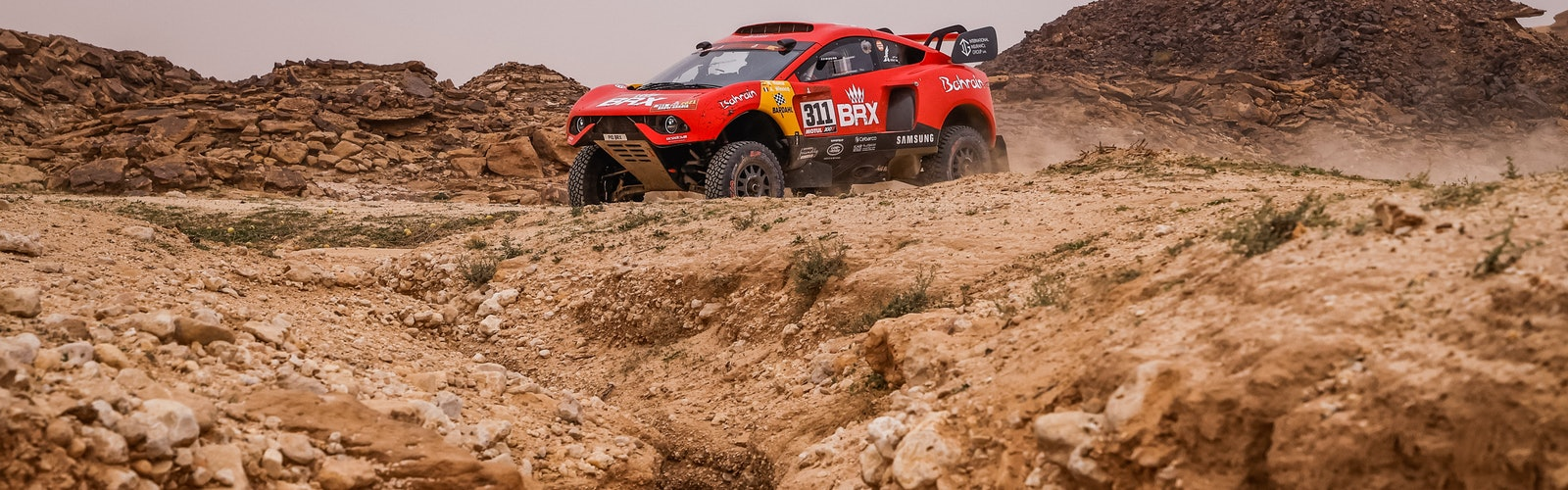 AUTO – DAKAR 2021 – SAUDI ARABIA – PART 2