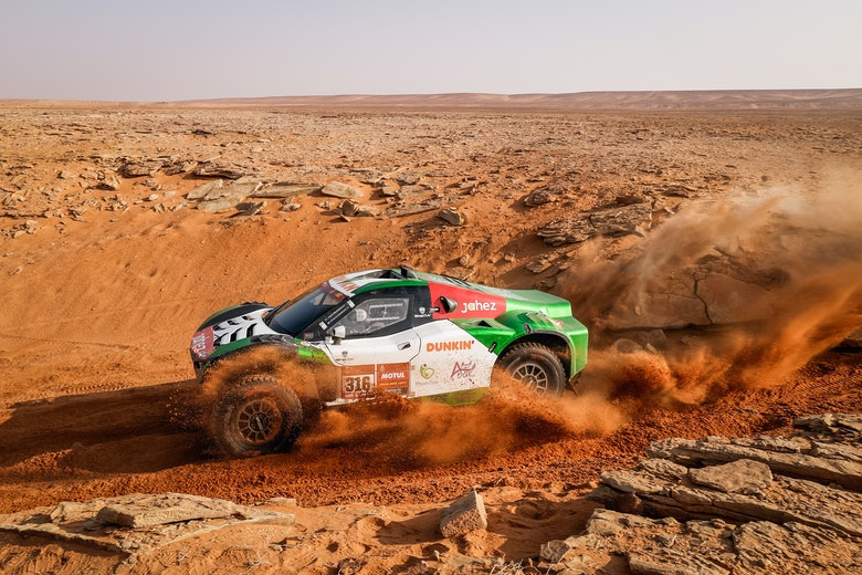 AUTO - DAKAR 2021 - SAUDI ARABIA - PART 3