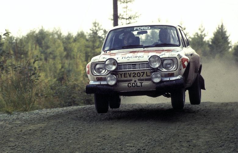 1973 1000 Lakes Rallye Copyright:Mcklein