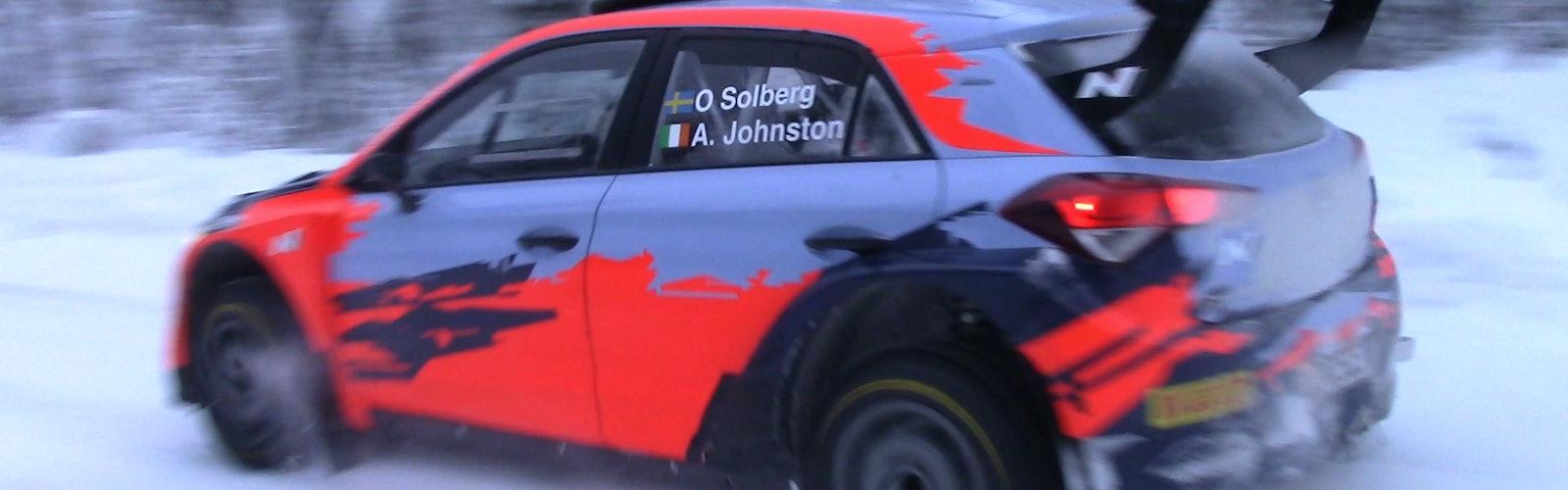 Oliver Solberg 1