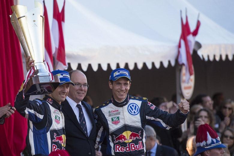 Sebastien Ogier, Julien Ingrassia, Monaco Prince Albert - Lifestyle