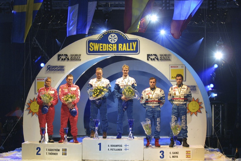2001 Swedish Rallye  world wide copyright: McKlein