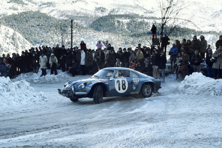 1973 Rallye Monte CarloCopyright:Mcklein