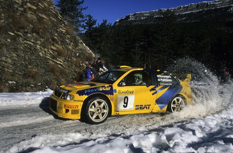 1999 Monte Carlo Rallyecopyright: McKlein