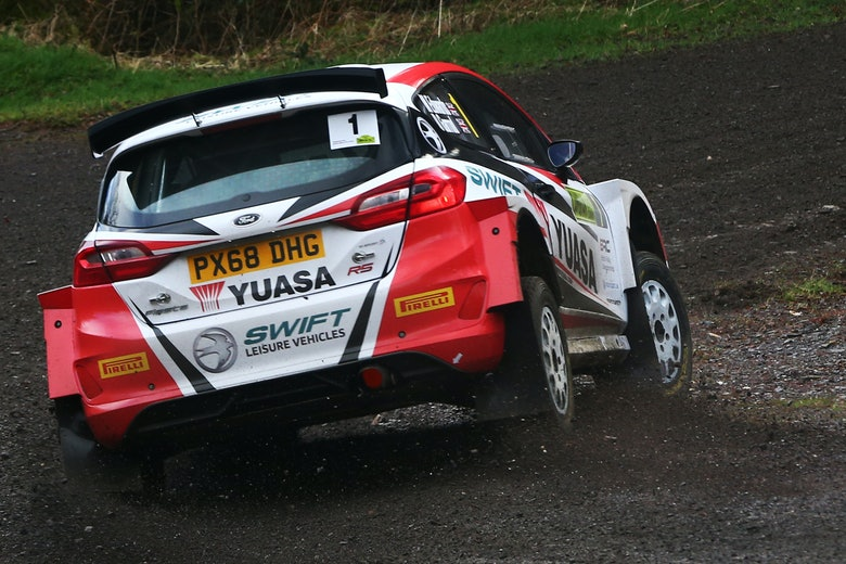Matt Edwards / Darren Garrod - Ford Fiesta R5 MkII