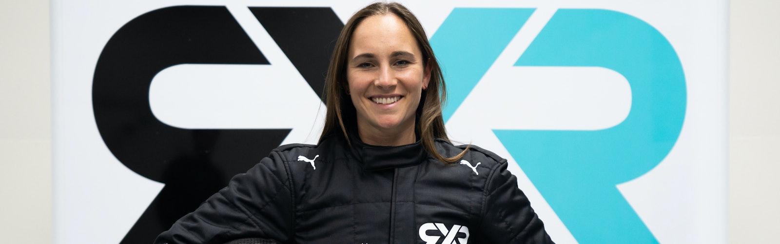 Molly Taylor 1 – Credit_ Rosberg X Racing