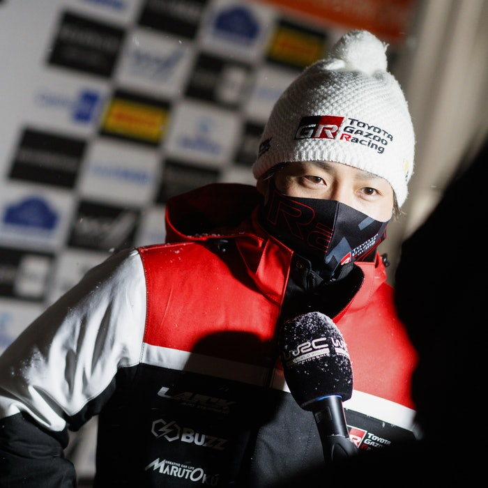 Arctic Rally Lapland 2021 day 2
