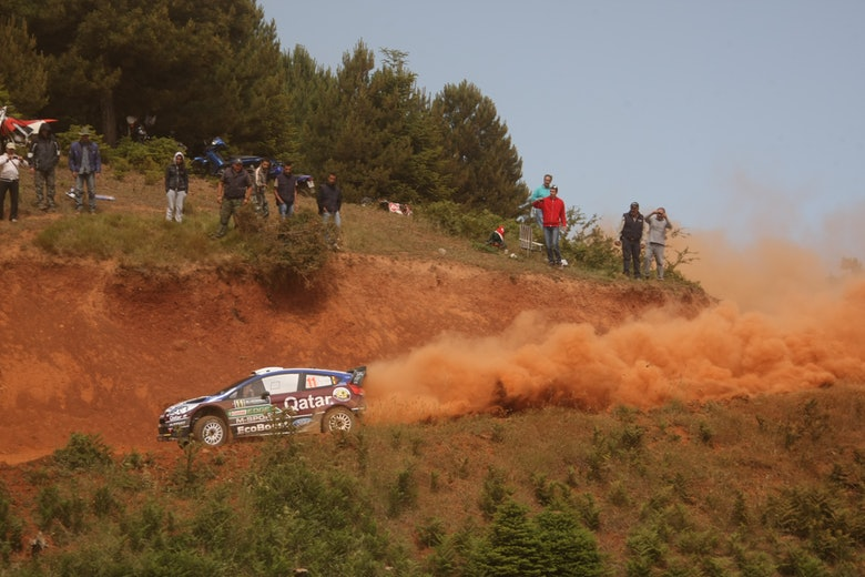 Thierry Neuville Acropolis Rally Greece 2013 6