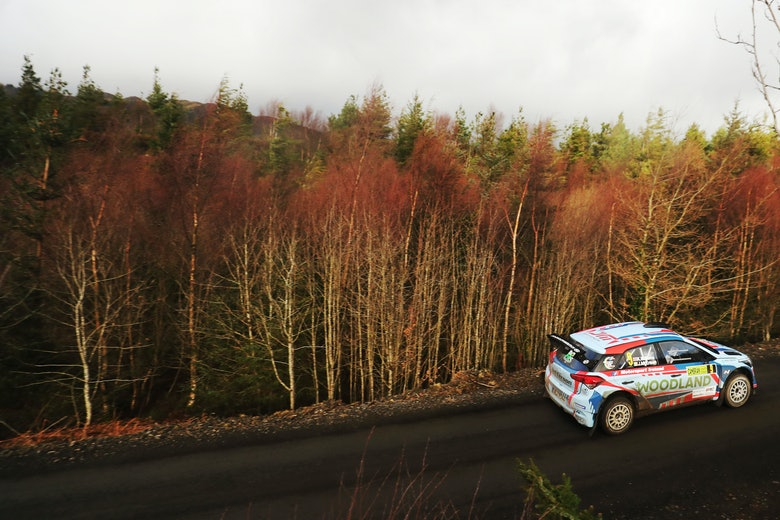 Josh McErlean / Keaton Williams - Hyundai i20 R5