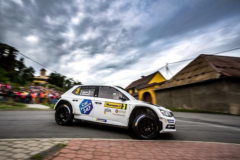 AUTO - ERC BARUM RALLY 2019