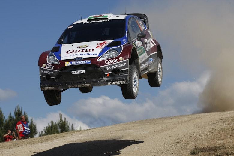 2013 Sardinia Rally