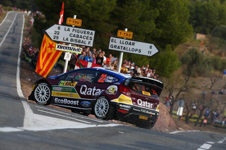 2013 Rally Catalunya - Costa Daurada