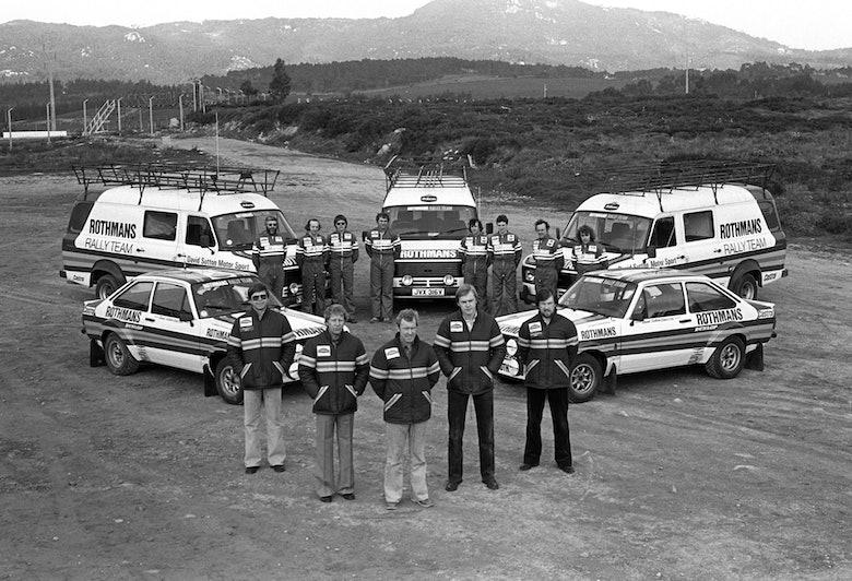 800304P Ford Team 1