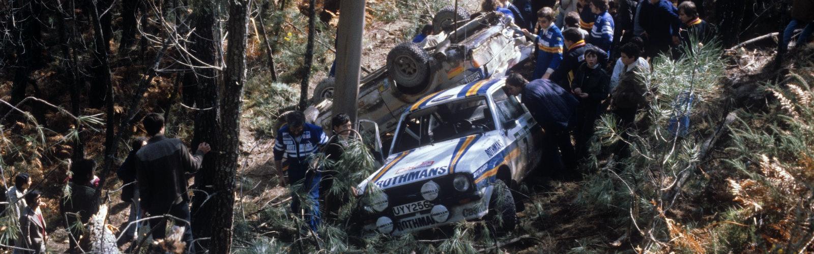 1980 Portugal Rallyecopyright: McKlein