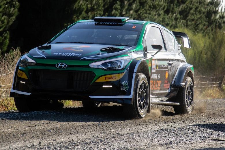 Paddon Kennard Otago Rally 2021 by Buzz Haggarty 2Y5A2140