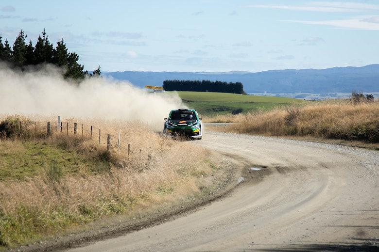 Paddon Kennard Otago Rally 2021 by Buzz Haggarty 2Y5A3477