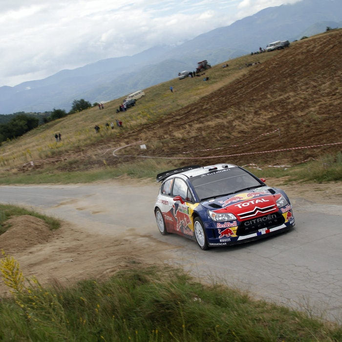 S�bastien Loeb,   Citro�n WRC Team