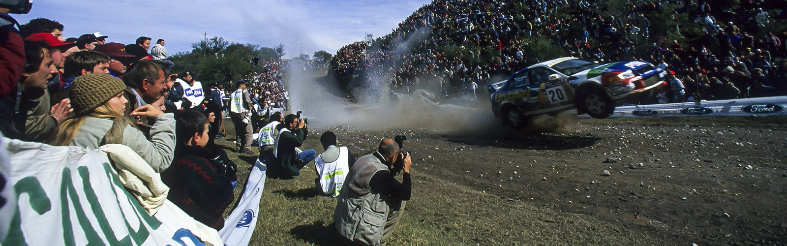 2001 WRC Rally Argentina /Worldwide Copyright: McKlein