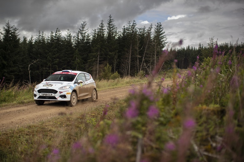 2020 M Sport Rally21st - 22nd August 2020Photo: Drew Gibson