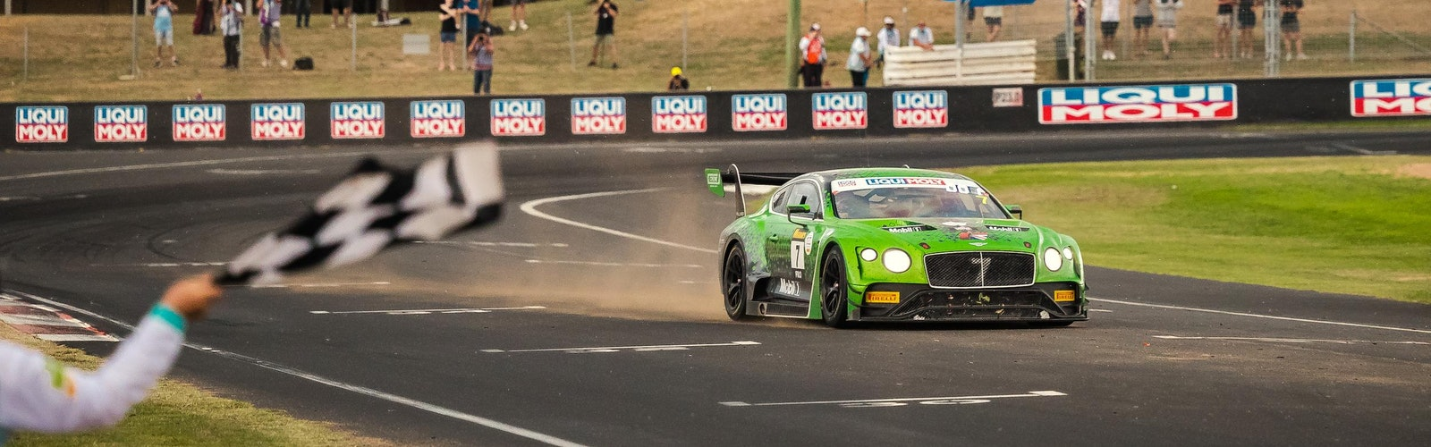 Bentley won Bathurst 12 Hour – 4