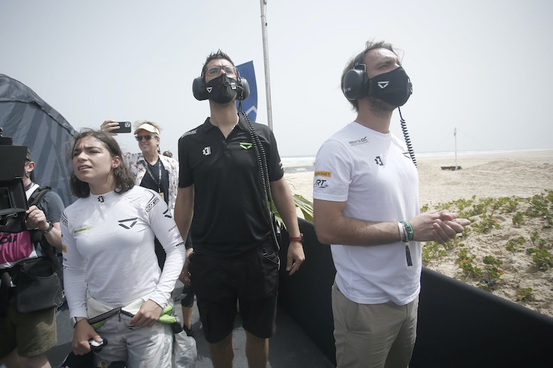 Formula E driver and Veloce Racing co-founder Jean-Eric Vergne