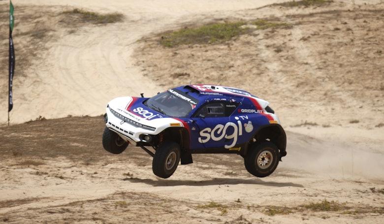 Sara Price (USA)/Kyle Leduc (USA), Segi TV Chip Ganassi Racing