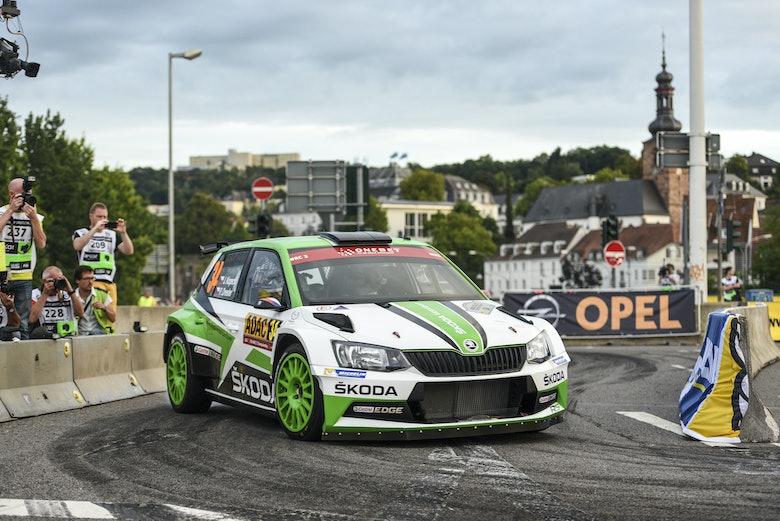 2017 FIA World Rally Championship - Rally Finland