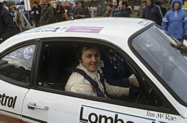 1977 RAC Rallycopyright: McKlein
