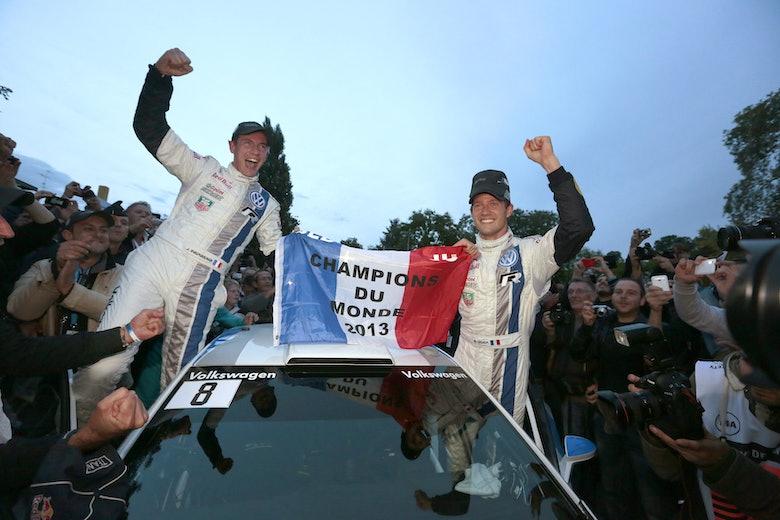 Motorsport / World Rally Championship / Rallye de France 2013