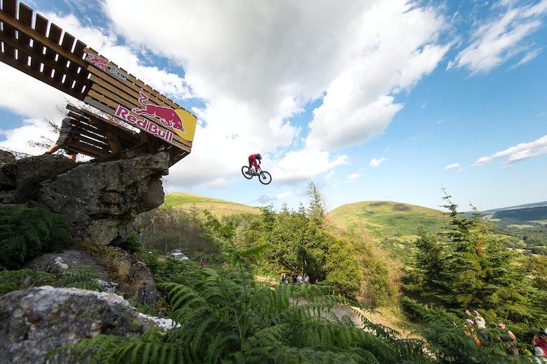 Red Bull Hardline 2021 Dolgellau, United Kingdom
