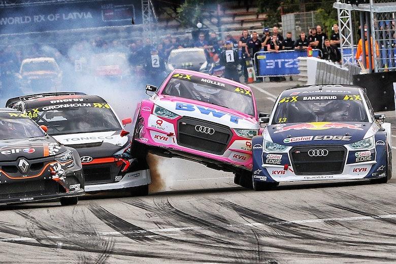 Mattias Ekstrom - Team EKS RX Racing