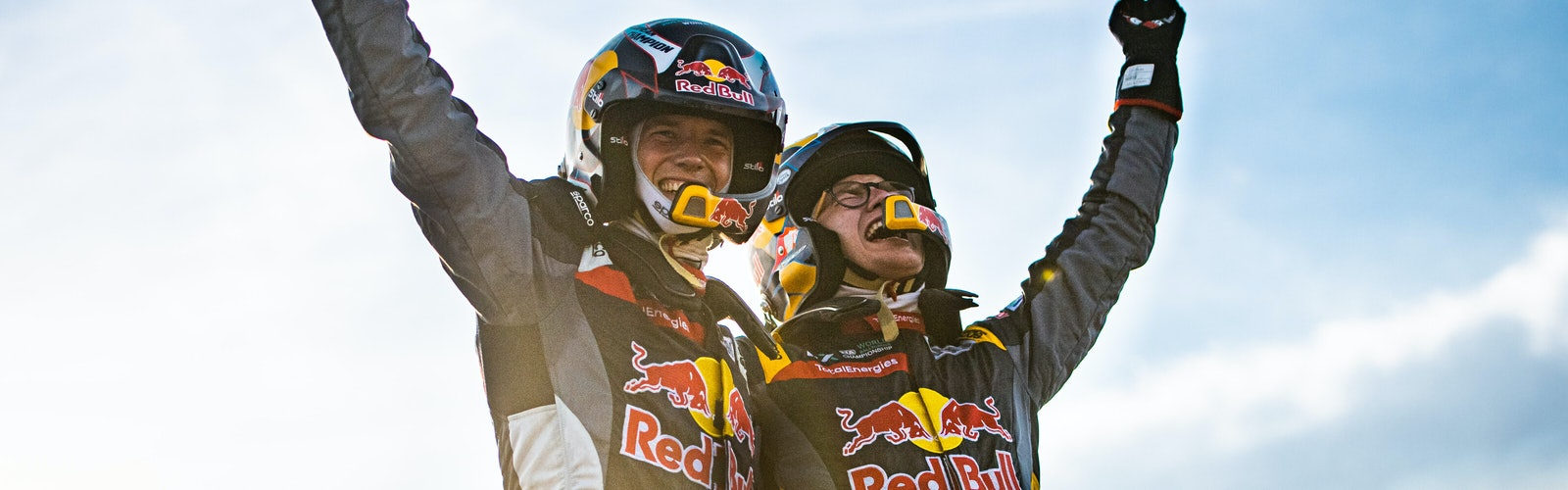 Timmy Hansen and Kevin Hansen