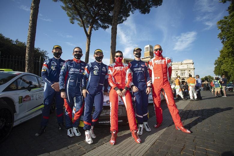 AUTO - ERC - RALLY DI ROMA CAPITALE 2020