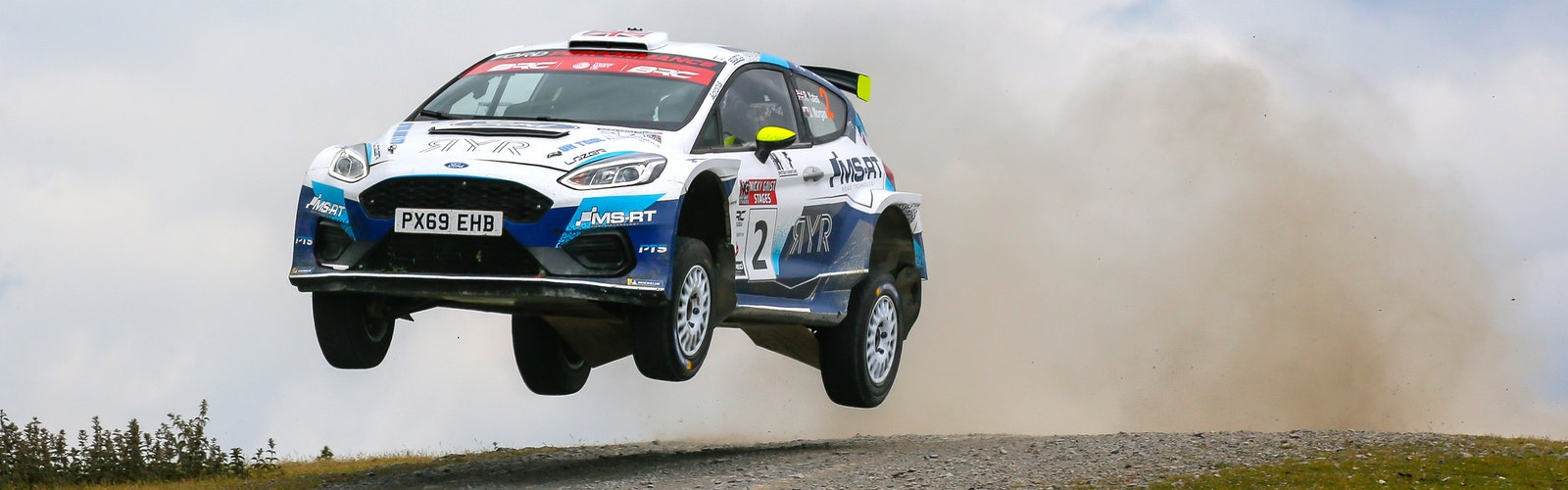 Rhys Yates / James Morgan – Ford Fiesta Rally2