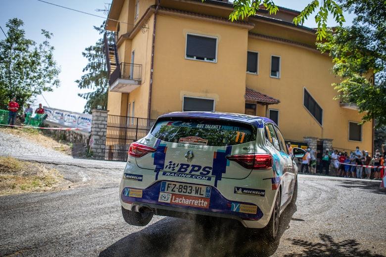 AUTO - ERC - RALLY DI ROMA CAPITALE 2021