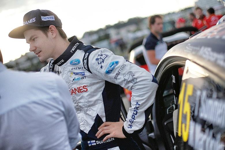 FIA WORLD RALLY CHAMPIONSHIPFINLAND