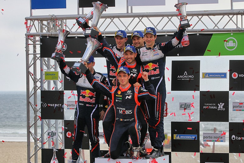 AUTOMOBILE: WRC Portugal WRC - 16/05/2018