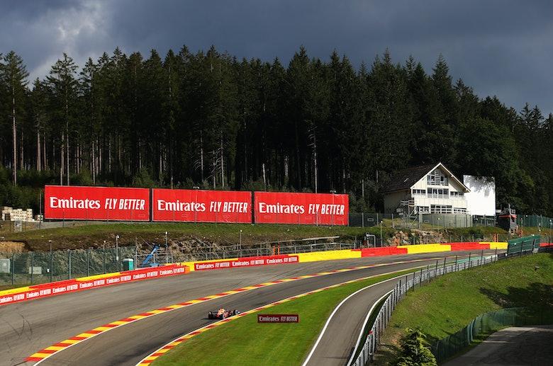 Belgian Grand Prix 2020 Spa-Francorchamps