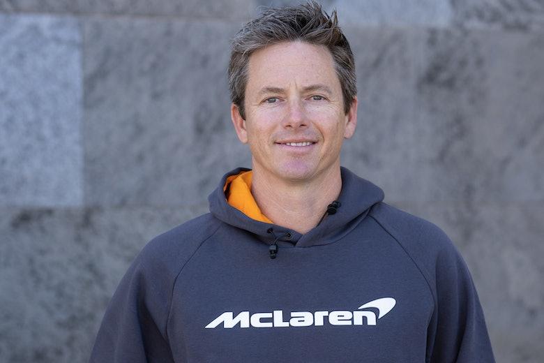 Tanner Foust – McLaren Extreme E Hero image
