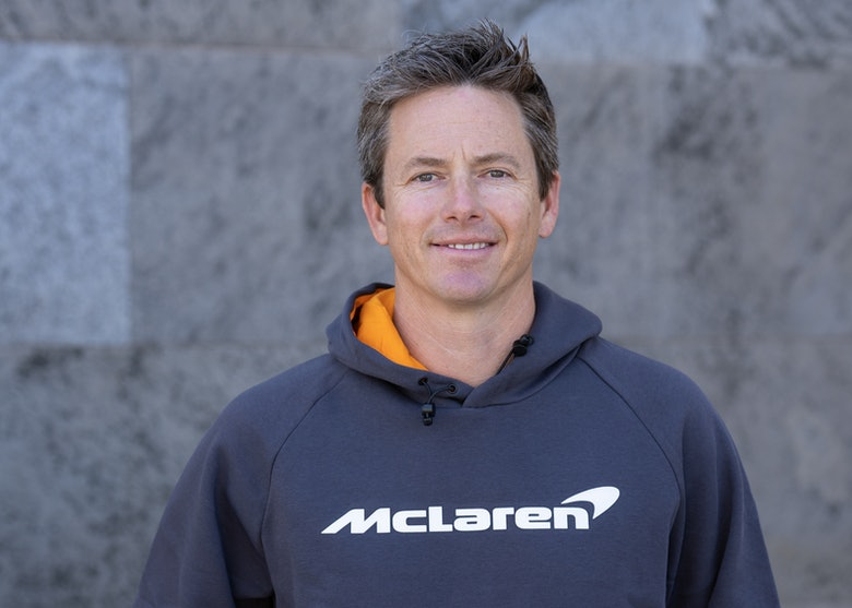 Tanner Foust - McLaren Extreme E Hero image