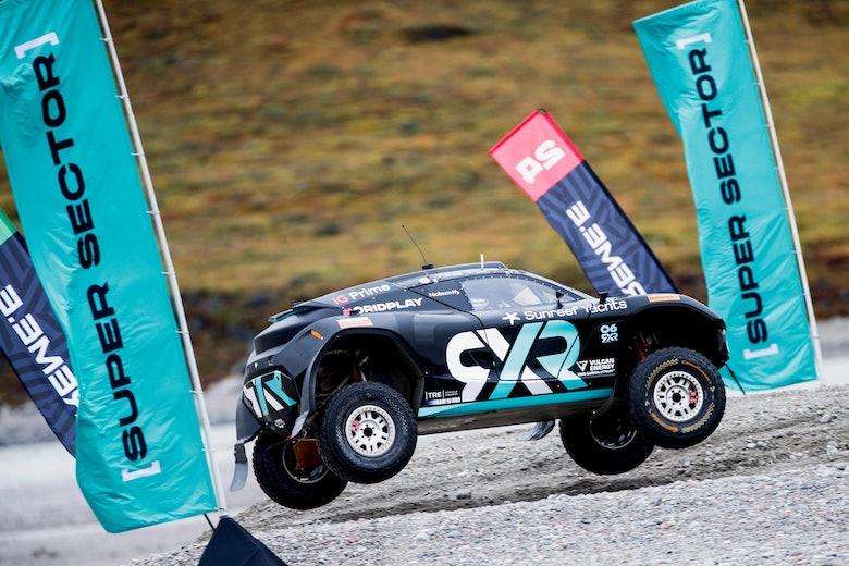 Molly Taylor (AUS)/Johan Kristoffersson (SWE), Rosberg X Racing
