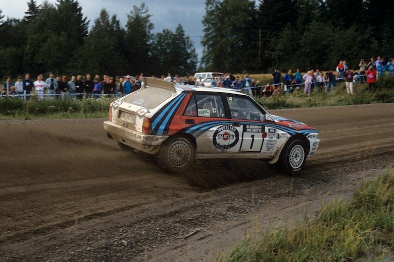1992 1000 Lakes RallyWorldwide Copyright: McKlein