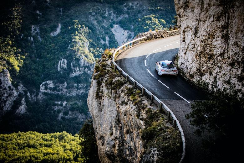 AUTO - RALLYE ANTIBES COTE D'AZUR