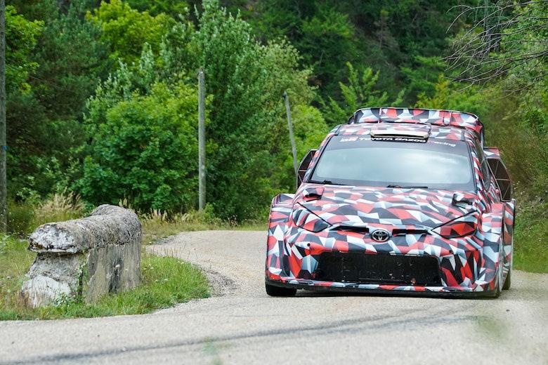 Toyota GR Yaris WRC Rally1